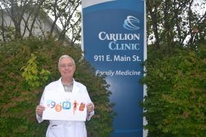 Dr. Baum at Carilion Clinic